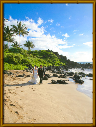 Makamae Maui Wedding Package