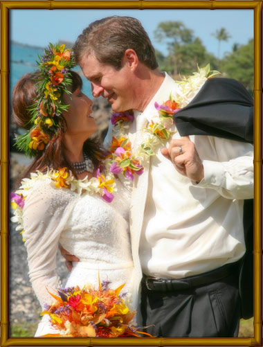 Pili Aloha Maui Wedding Package